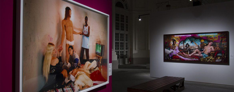 """exhibition """"ATTI DIVINI"""" David Lachapelle @ Reggia di Venaria"""